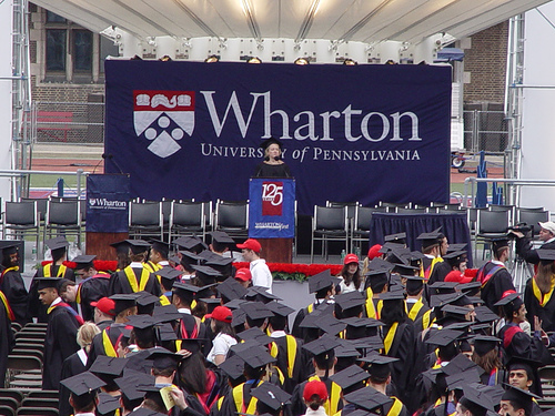 How To Get Into Wharton Business School